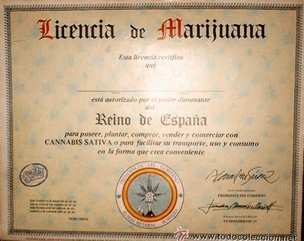 Nuestros diplomas.